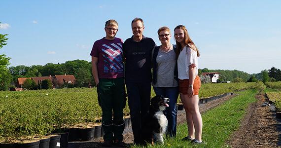 Familie Husmann - Husmann´s Obstgärten