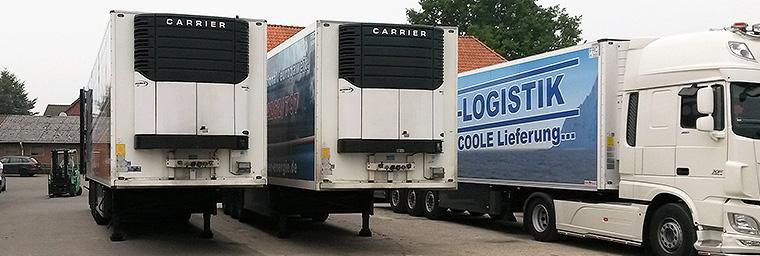 Heidelbeer Produktion - 8 Transport und Verkauf