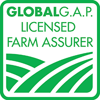 Global G.A.P. Licensed Farm Assurer